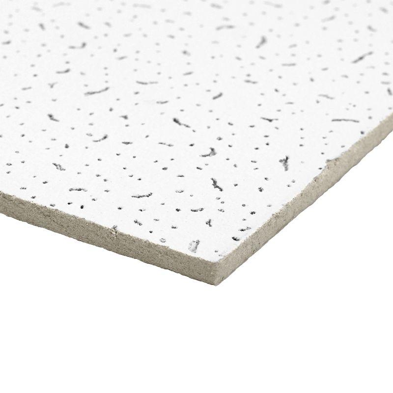 Купить Плита потолочная Armstrong Байкал Board 600х600х12 мм, Белая, Россия
