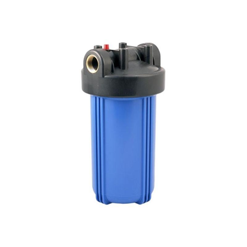 Фильтр магистральный BB корпус 10, 1 Аквабрайт (без кронштейна, латун.резьба, ключ, +35С, 8Атм.)