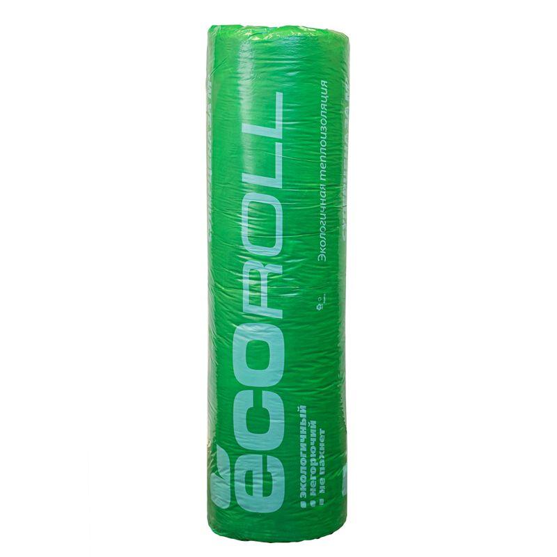 Утеплитель Ecoroll 6800х1220х50 мм 2 штуки в упаковке