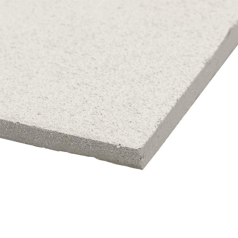 Купить Плита потолочная Armstrong Oasis Board 600х600х12 мм, Белый, Минеральное волокно, Россия