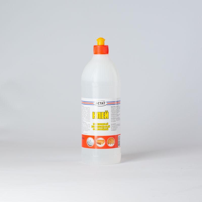 Клей полимерный 0,75лКлей полимерный 0,75л, ЭДП<br><br>Универсальный полимерный клей для внутренних строительных и ремонтных работ.<br><br>НАЗНАЧЕНИЕ:<br><br>Применяется для монтажа потолочных плит, мозаики, напольных покрытий на различные типы поверхностей;<br>Используется для бытовых ремонтных работ.<br><br>ПРЕИМУЩЕСТВА:<br><br>Долговечность (высокая степень прочности склеивания; влагостойкость; нет потери свойств и эластичности при понижении и повышении температур; устойчивость к трещинам и отслаиванию);<br>Универсальность (подходит для работ с различными материалами и типами оснований: цемент, бетон, гипсокартон, штукатурка);<br>Безопасность (не содержит веществ, вредных для человека; не горит);<br>Удобство в использовании (время схватывания -2-5мин, полное высыхание через 30-40 минут; диапазон температуры при эксплуатации от -30C до +60C).<br><br>РЕКОМЕНДАЦИИ:<br><br>Перед началом работы необходимо очистить склеиваемые поверхности;<br>Проводите работы в хорошо вентилируемом помещении;<br>После окончания работ проветрите рабочее помещение;<br>Диапазон температур при проведении работ от -30C до +60C;<br>По окончанию монтажных работ инструменты очистите растворителем;<br>Избегайте попадания клея в глаза и на кожу, при попадании &amp;ndash; промойте водой;<br>Хранение в хорошо закрытой таре в сухом помещении, избегая попадания прямых солнечных лучей.<br>Бренд: Эдп; Название: Клей полимерный; Объем: 0,75 л; Вес: 0,69 кг; Цвет: Бесцветный; Состав: Полимерный; Вид плитки: Пенопластовая; Вид плитки: Керамическая; Вид плитки: Пенополистироловая; Основание: Бетон; Основание: Гипсокартон; Основание: Штукатурка; Особые свойства: Прочность; Особые свойства: Электропроводность; Особые свойства: Морозостойкость; Особые свойства: Теплопроводность; Особые свойства: Влагостойкость; Особые свойства: Эластичность; Морозостойкость: F Нет; Время схватывания: 2-5 мин; Время полного высыхания: 30-40 минут час; Время выдержки: 2-3 мин; Расход: 100-120 гр/м?; Расход 1 литра: 8-10 м2; Вя