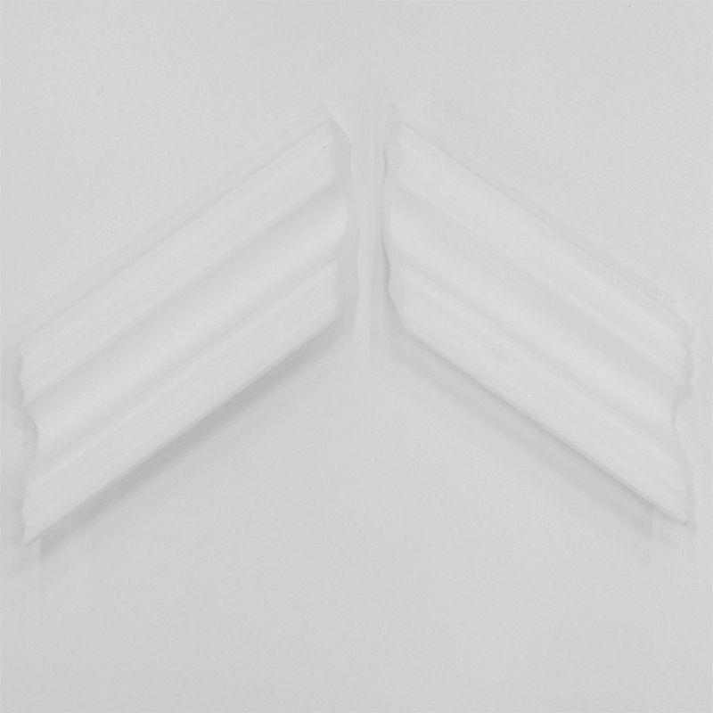 Угол для потолочных плинтусов С 27/35, (4 угла/уп)<br>Бренд: Солид; Артикул: С 37/35; Количество: 4 шт/уп;