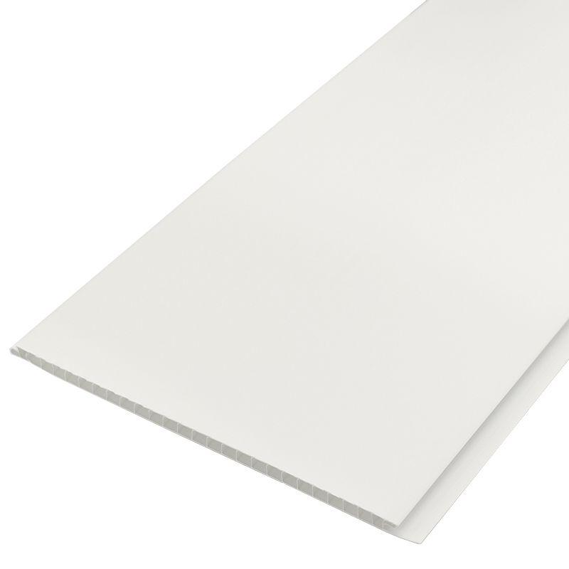 Панель П-25 белая матовая, 2,7мПластиковые панели шириной 25 см применяются для стен и потолков<br>помещений любого типа. Имеют широкую цветовую гамму.<br><br>Бренд: Ик полимер; Страна производитель: Россия; Название: П-25; Модель: Белая матовая; Цвет производителя: Белая матовая; Коллекция: Классик; Материал: ПВХ; Степень блеска: Матовый; Длина: 2700 мм; Ширина: 250 мм; Толщина: 8 мм; Площадь: 0,675 м?; Дизайн: Однотонный; Особые свойства: Влагостойкость; Тип работ: Для внутренних работ; Цвет: Белый;