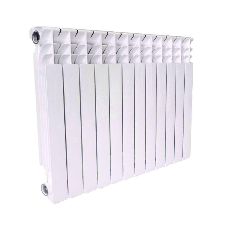 Купить со скидкой Радиатор биметаллический Теплоотдача 500 12 секций