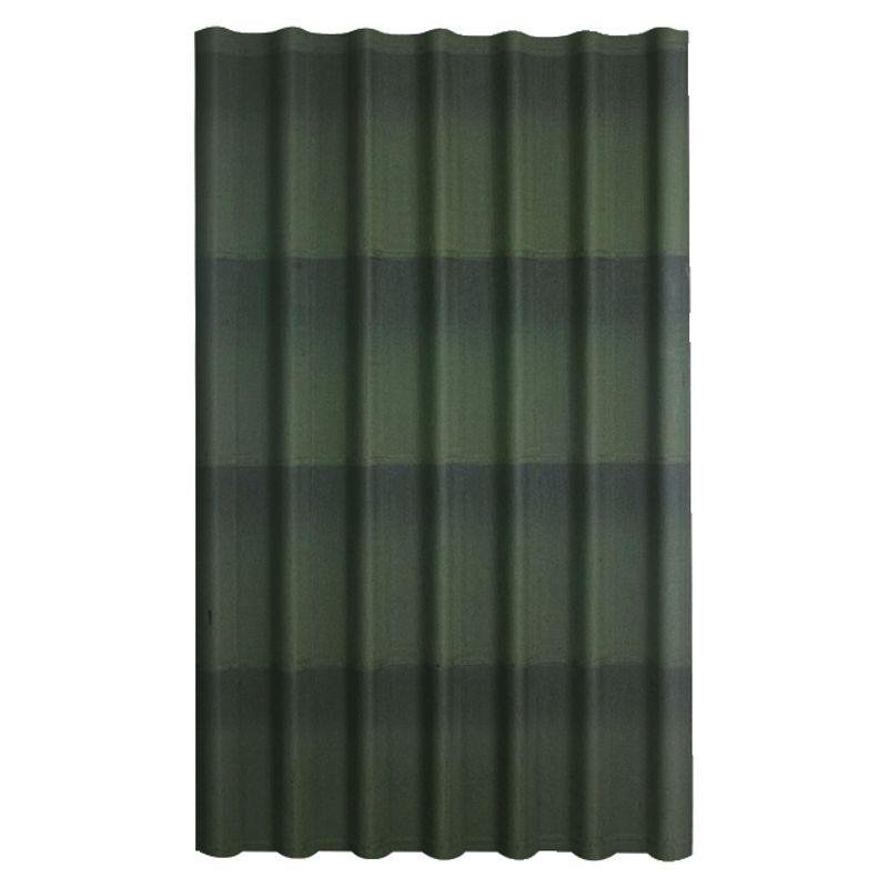 Купить со скидкой Черепица Ондулин зеленая 1950х960мм