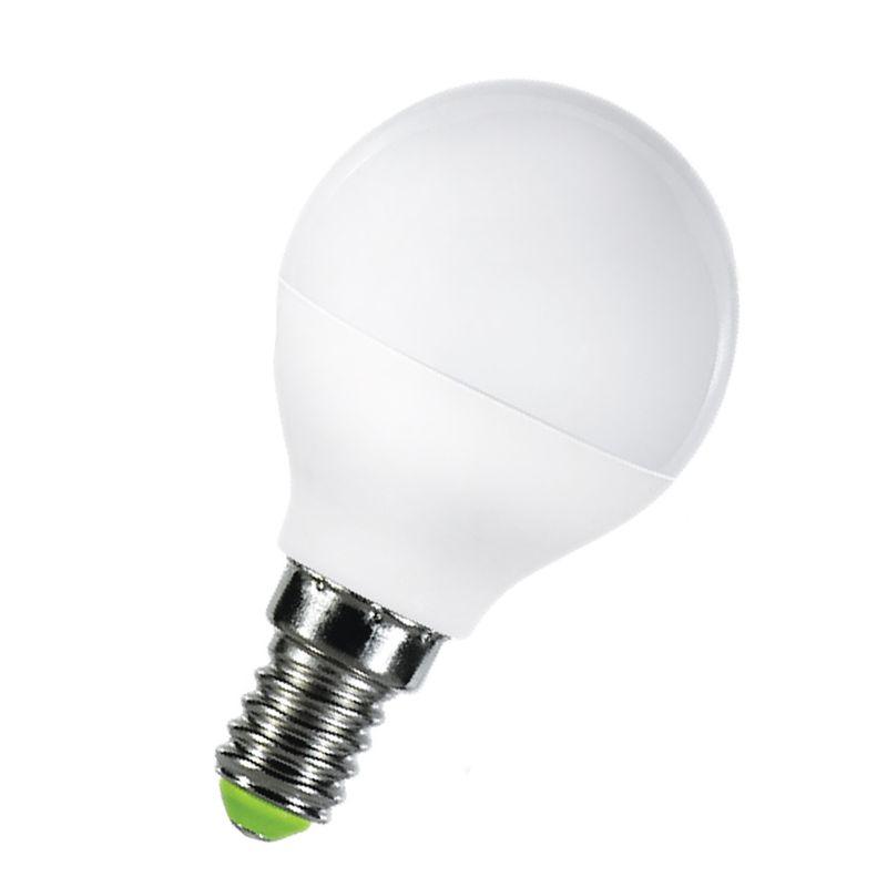 Купить Лампа светодиодная LED Экономик GL45 7.5Вт 220В E14 4500K Космос