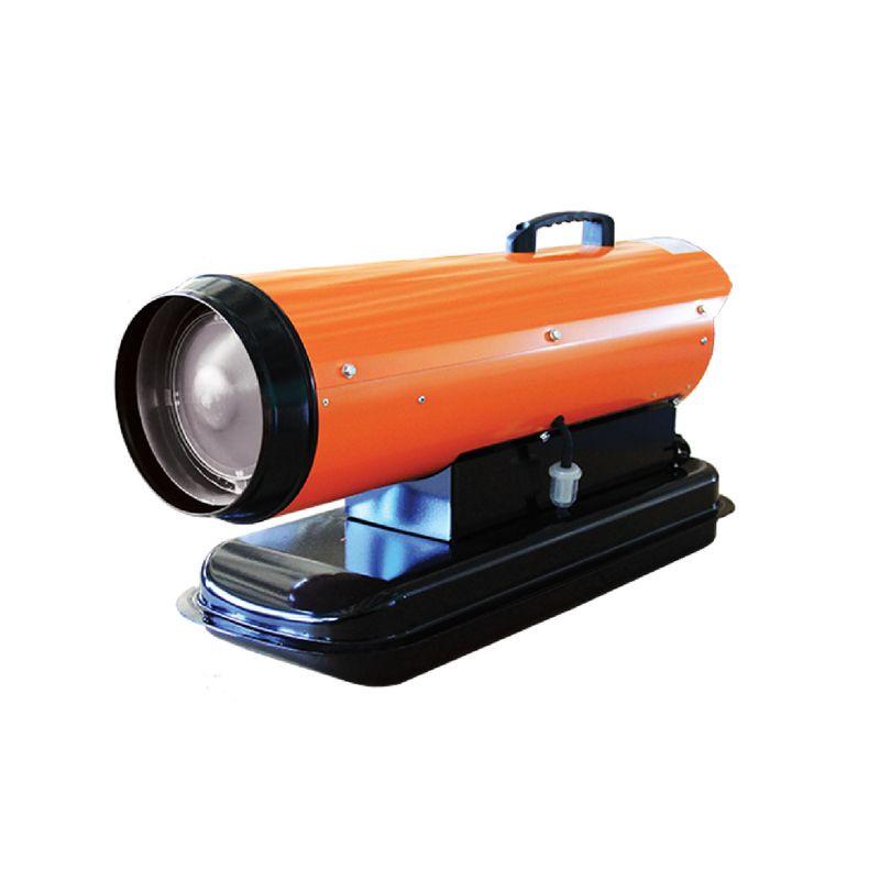 Пушка дизельная NEOCLIMA NPD 15Пушка дизельная NEOCLIMA NPD-15<br><br>Тепловая пушка, работающая на дизельном топливе мощностью 15 кВт для обогрева помещения с высокой влажностью или большим количеством пыли.<br><br>Имеет камеру сгорания из жароустойчивой стали. Прочный корпус изготовлен из высококачественного металла и покрыт краской, устойчивой к коррозии и влаге.<br><br>Топливо в камеру сгорания подаётся с помощью компрессора, причём топливо расходуется достаточно экономично. Пушка может прогреть помещение,<br><br>имеющее большую площадь достаточно быстро, так как имеется функция предварительного разогрева топлива, плюс направленного потока горячего воздуха.<br><br>В данном модельном ряду в качестве топлива применяется керосин вместе с дизелем. За счёт удобной формы пушки и ручки её можно легко транспортировать и устанавливать.<br><br>Пушка имеет надёжную защиту против перегрева и других аварийных ситуаций, её КПД составляет порядка 100%.<br>Страна производитель: Россия; Бренд: Neoclima; Модель: Npd-15; Мощность: 15 кВт; Номинальное напряжение: 220 В; Объем бака: 16 л; Расход топлива: 1.25 кг/ч; Производительность: 300 м?/ч; Площадь отапливаемого помещения: 150 м?; Высота: 762 мм; Ширина: 305 мм; Глубина: 381 мм; Вес: 15 кг;