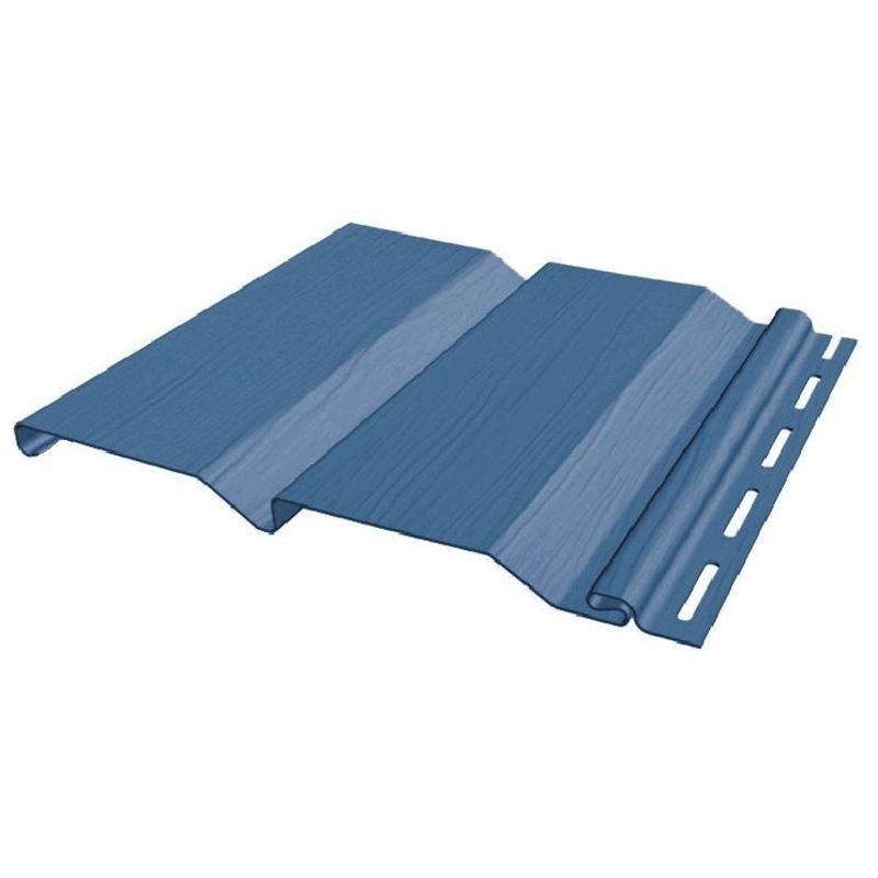 Сайдинг виниловый FineBer синий 3660х205ммИмеет длительный срок службы (25 лет), устойчив к высокой влажности,<br>перепадам температур от +50° до -50°C, воздействию солнечных лучей.<br><br>Бренд: FineBer; Коллекция: Standart; Длина: 3660 мм; Ширина: 205 мм; Цвет: Синий; Цвет производителя: Синий;