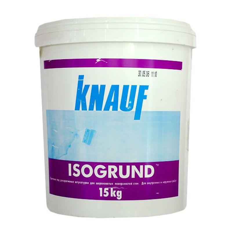 Купить Грунтовка Кнауф Изогрунт, 15 кг, Knauf